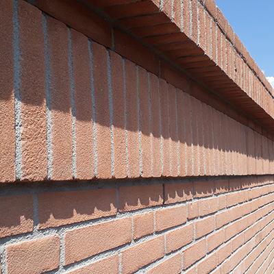 Muro faccia a vista